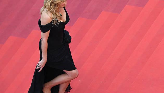 Los pies descalzos de Julia Roberts, la imagen de la 69 edición de Cannes