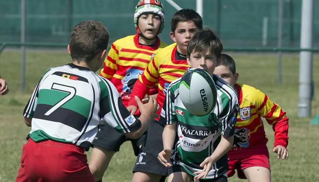 El rugby tiene cantera