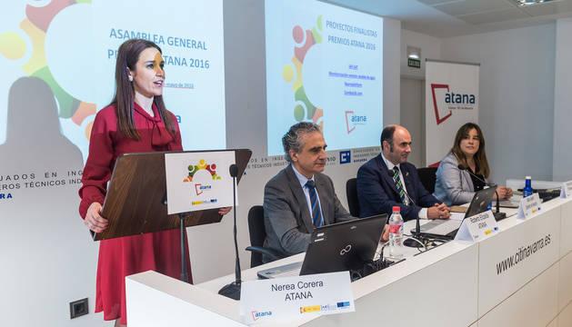 Neuroplatform, de la empresa HealtheHealth, e iAR-SAT, de iAR, han sido los ganadores de los Premios ATANA 2016, organizados por el Clúster TIC de Navarra en colaboración con DN Management