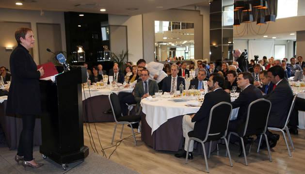 Barkos niega que Navarra pague más con la reforma fiscal