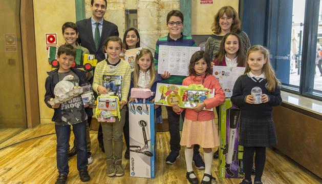 Campeones del ahorro y artistas del reciclaje