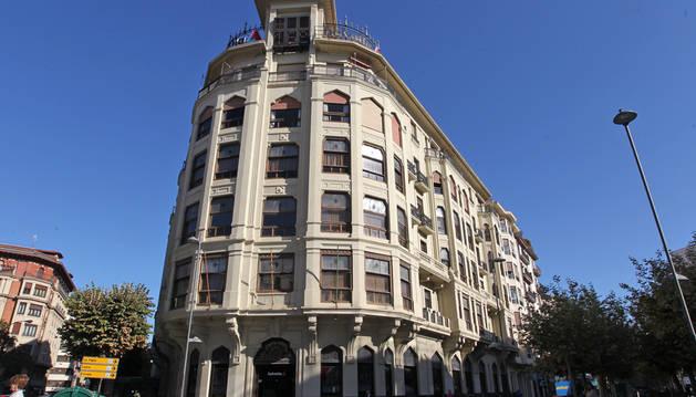 El nuevo dueño del edificio de La Vasco prevé darle un uso comercial y residencial