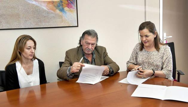 Subvencionado un programa para la inclusión de la población gitana de Navarra