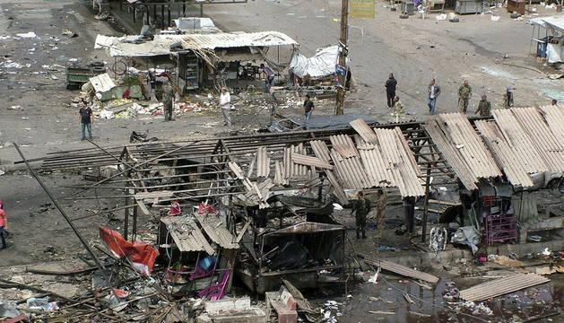 Más de 150 muertos por atentados en dos ciudades sirias de la costa