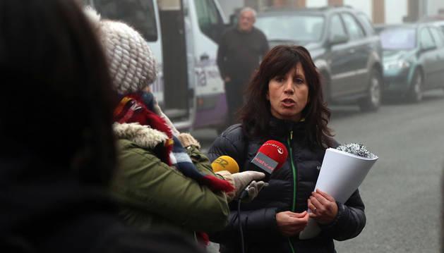 Lekaroz hace suya la demanda contra su alcaldesa por el proyecto Aroztegia