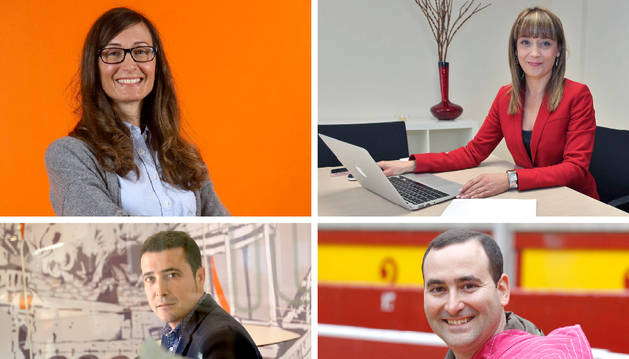 Participantes en la jornada para emprendedores