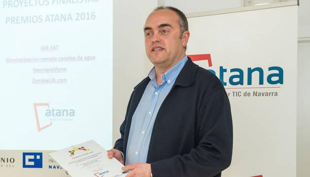 José Santos, director general de HealtheHealth