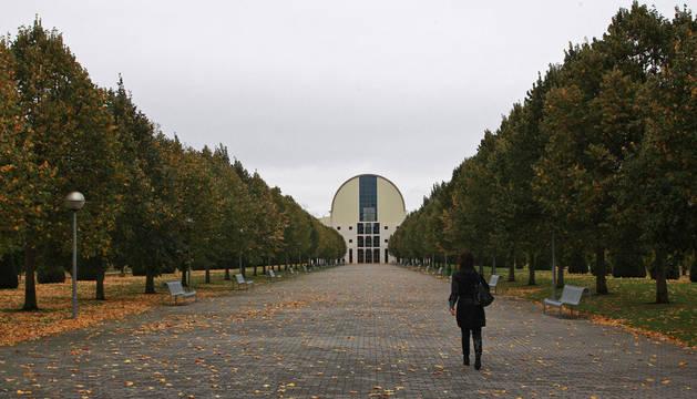 Campus de la UPNA.