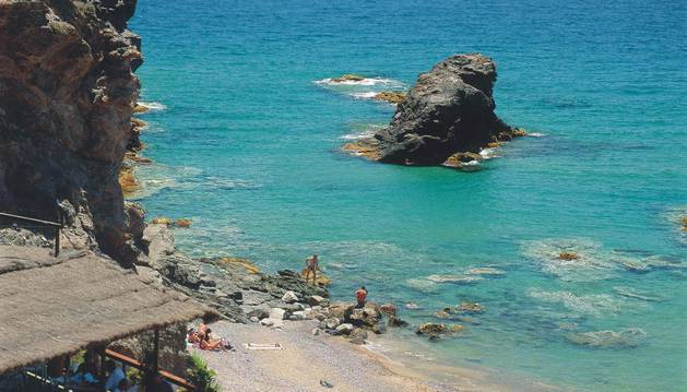 El Mar Menor.