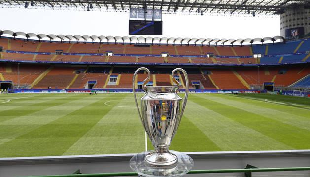 La Champions, en Milán.