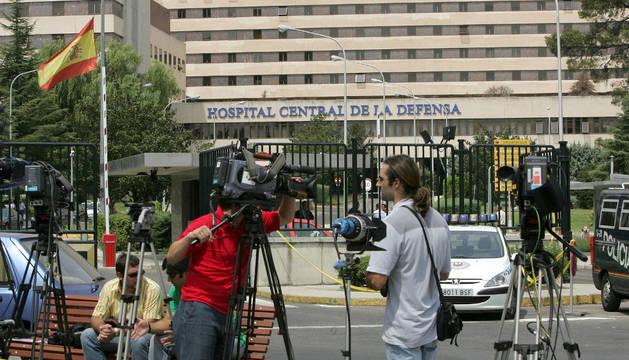 Fotografía de archivo del hospital militar Gómez Ulla.