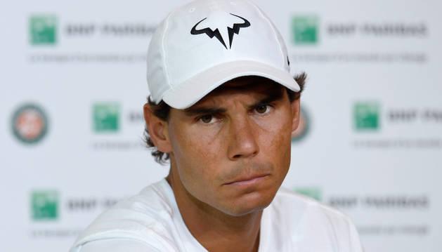 El tenista español Rafa Nadal.