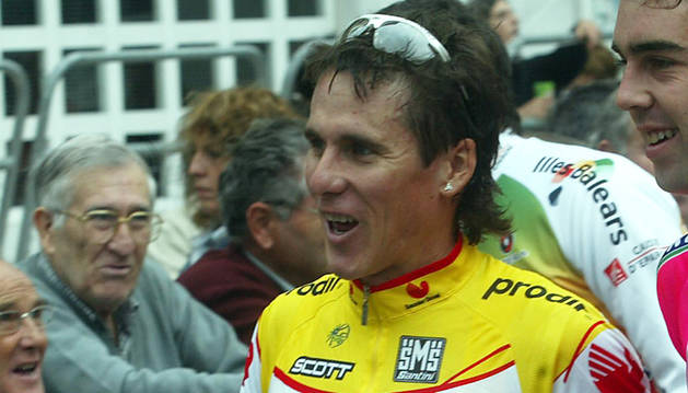 Muere el exciclista profesional David Cañada