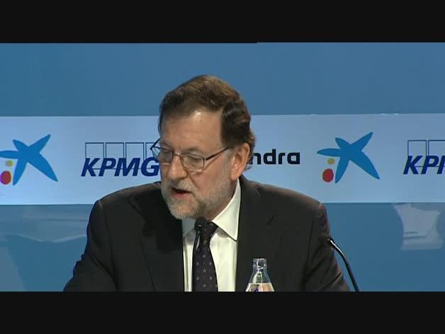 """Rajoy: """"La demagogia barata hace muchísimo daño a la economía"""""""