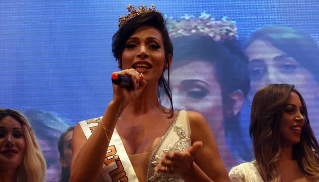Una transexual árabe gana concurso 'Miss Trans' en Israel