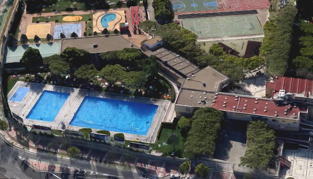 El suceso ha tenido lugar en un castillo hinchable del Stadium Venecia, en el barrio zaragozano de Torrero.
