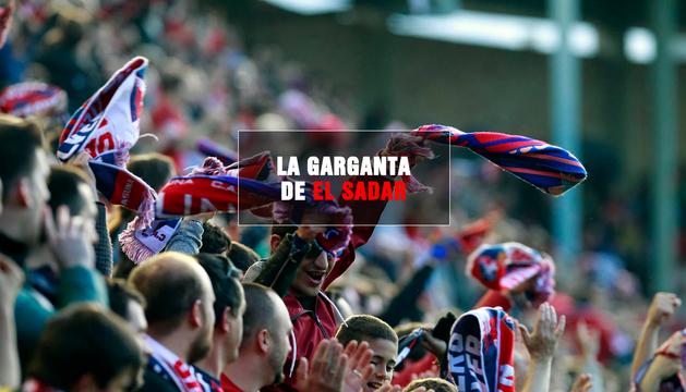 Especial multimedia, 'La garganta de El Sadar'.