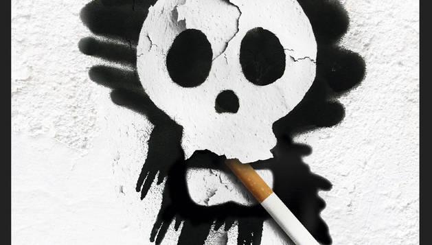 Portada de 'Licencia para matar. Una historia del tabaco en España', de Carlos Escolà.