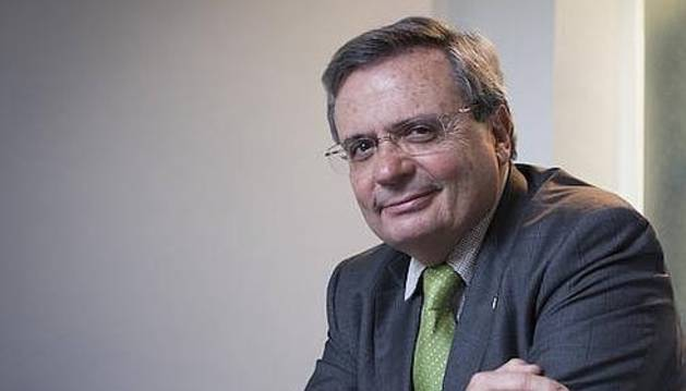 En la imagen, el doctor Rafael Matesanz.