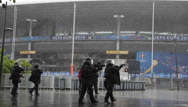 EE UU advierte del riesgo de ataques terroristas en la Eurocopa