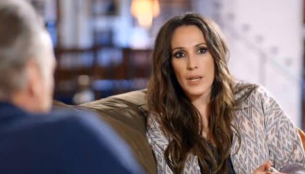 La cantante Malú en el programa 'Mi Casa es la tuya'.