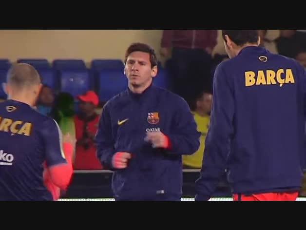 Arranca el juicio a Messi