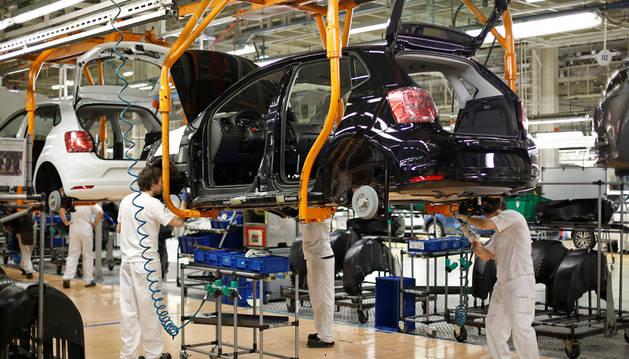 VW-Navarra espera la confirmación inminente del segundo modelo