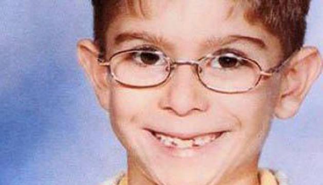 El niño Yeremi Vargas, desaparecido en 2007.