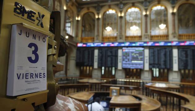 La Bolsa de España ha perdido hoy algo de fuelle minutos después de la apertura.