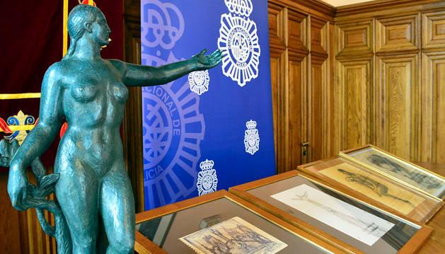 El afortunado robo que relanzó la figura del escultor Victorio Macho