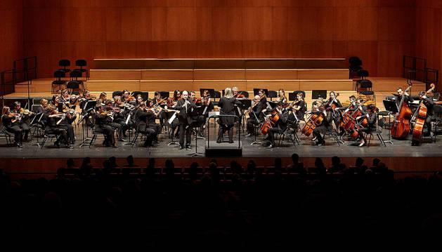 La Sinfonietta Académica.