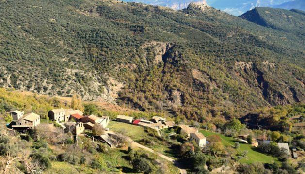 Imagen de la localidad de Gurp, a pocos kilómetros de donde se ha producido el accidente.