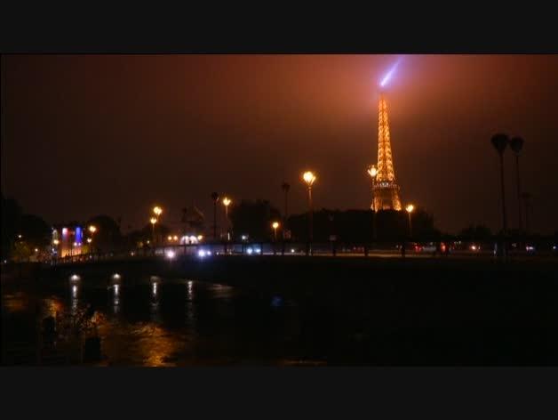 El Sena se desborda e inunda París
