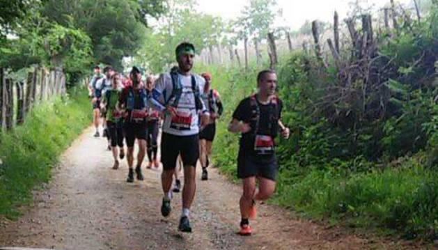 El recorrido fue de 67 kilómetros y 3.700 metros de desnivel positivo.