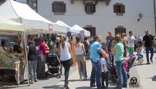 Eugi acoge la V Feria Transfronteriza