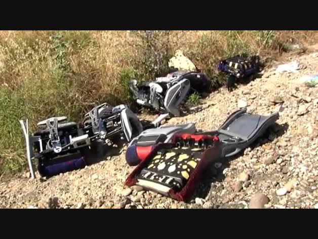 Accidente mortal en la autovía de Andalucía