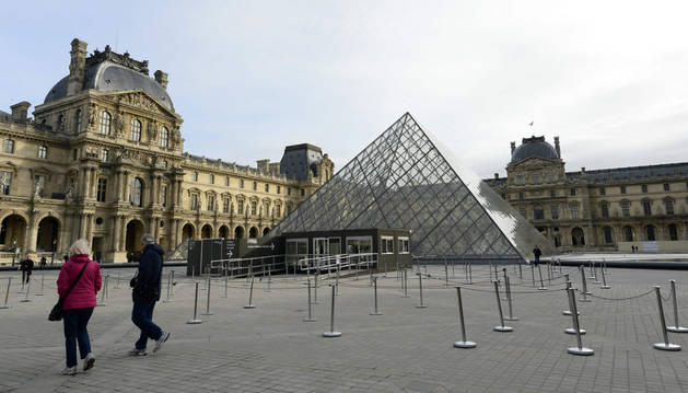Museo del Louvre.