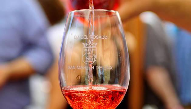 El mejor rosado, el de San Martín