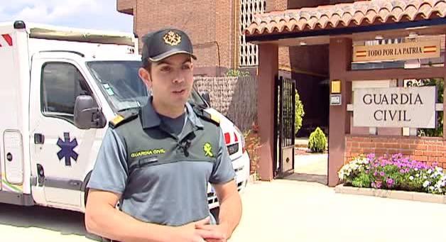 Intervenida una ambulancia utilizada para el transporte de droga