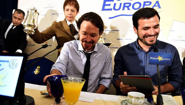 Pablo Iglesias se proclama el líder de
