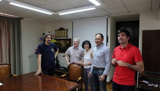 """El tripartito de Tudela califica como """"diferencias pactadas"""" sus desacuerdos"""