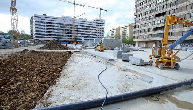 Alquilar una vivienda cuesta 530 € de media en Pamplona y su comarca