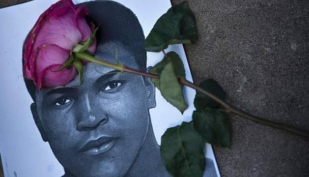 Un homenaje a Mohammad Ali, en el Centro Ali.