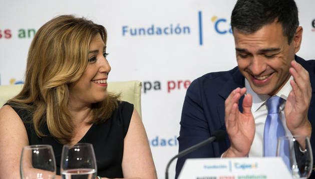 Sánchez avisa a Iglesias de que no pedirá a sus bases elegir socio