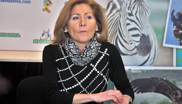 Yolanda Marco Álvarez, gerente de Eder desde 2001.