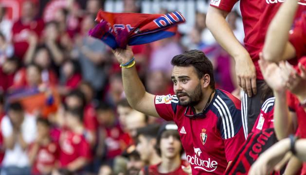 Imágenes del encuentro de ida de la semifinal por el playoff de ascenso a Primera.