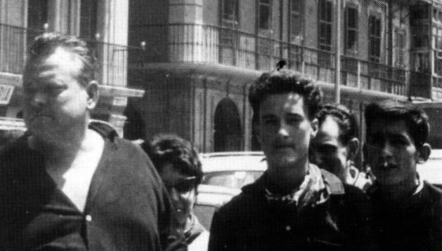 Americanos ilustres en San Fermín