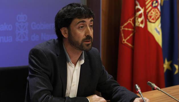 El director de Paz dice que no le compete informar de los incidentes en la UPNA