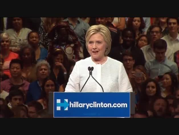Clinton suma los delegados necesarios para conseguir la nominación demócrata