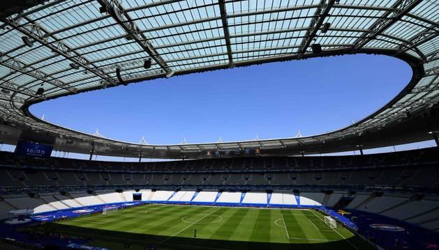 El Stade de France albergará el partido inaugural.
